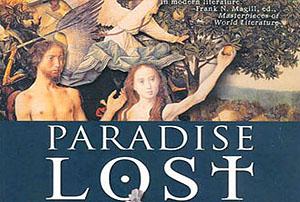 выбора проблематика поэмы потерянный рай резиновое