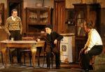 Спасите наши души: театр Джигарханяна представил интерпретацию пьесы «Сиротливый Запад»
