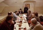 «Столкновение двух идеологий»: круглый стол о теологии