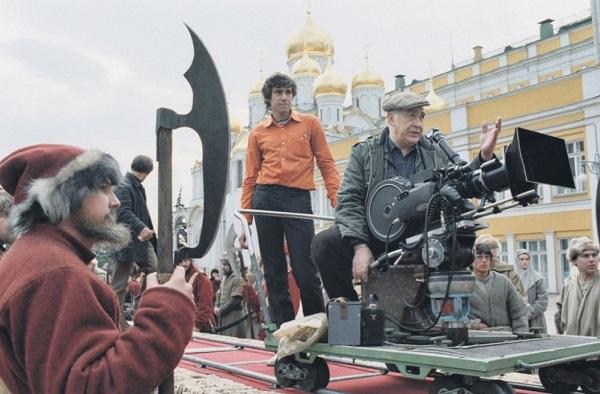 В столице России снимают фильмы по творениям Пелевина иСолженицына