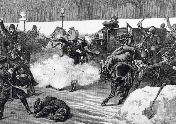 Терроризм история возникновения доклад 1822