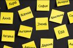 Имя как идея. Имена разных поколений запечатлели страшную трагедию в России