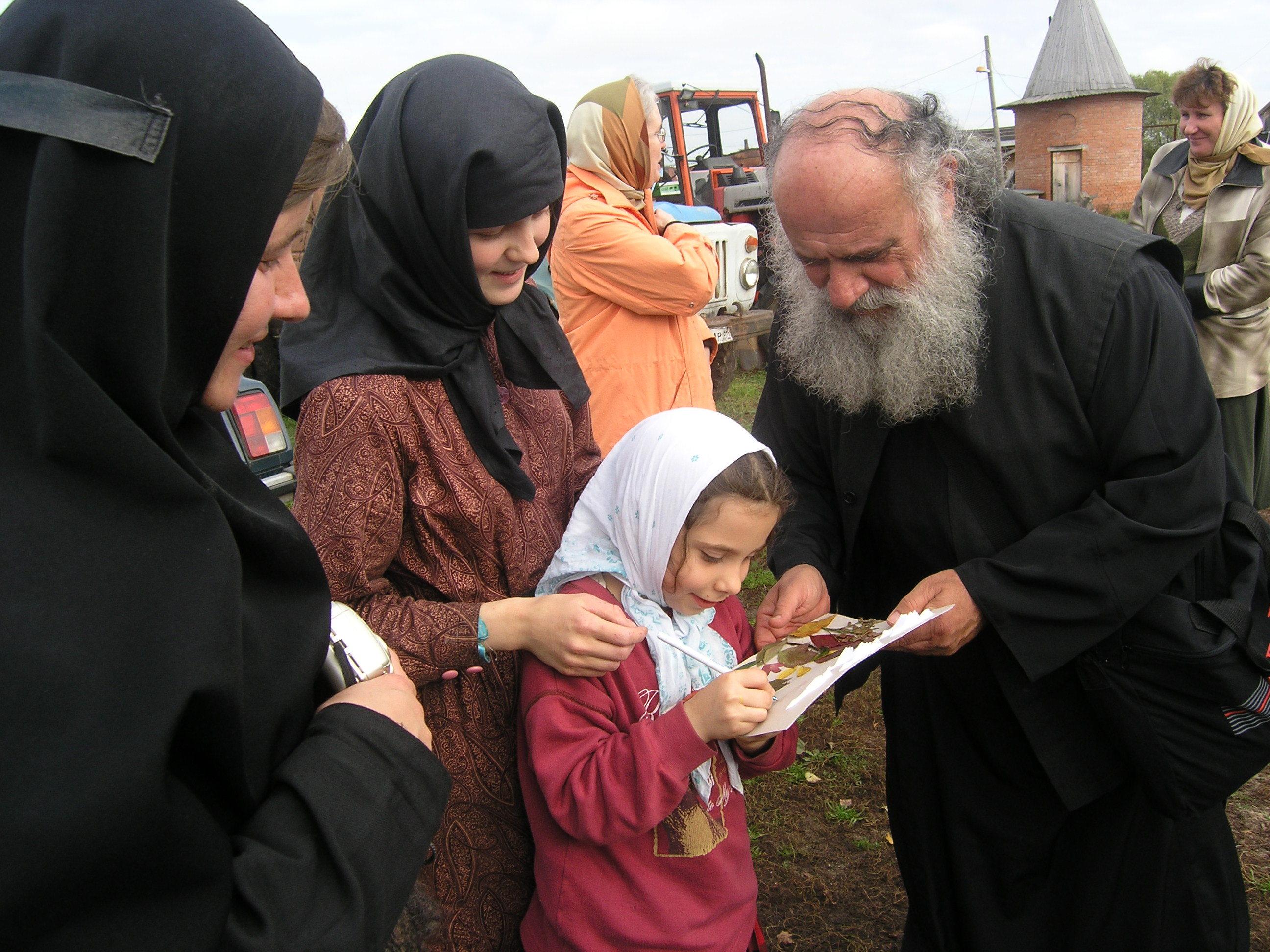 Секс в русских монастырях 29 фотография