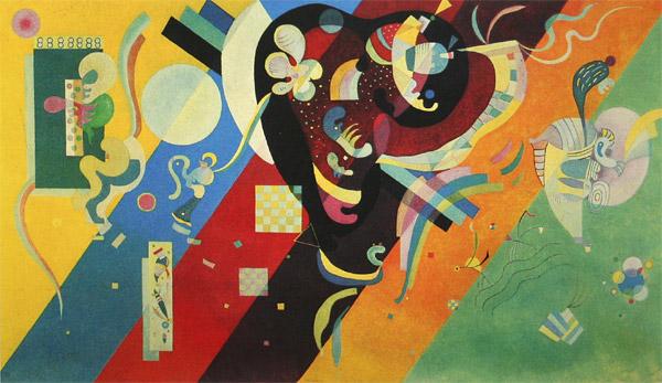 Сообщение с картинками абстракционизм