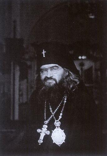 Святитель Иоанн Шанхайский. Европа. 1950-е г.г.