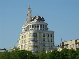Башня Татлина в контексте современной Москвы