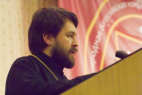 Митрополит Иларион поблагодарил настоятеля Шевтоньского монастыря за помощь русским клирикам