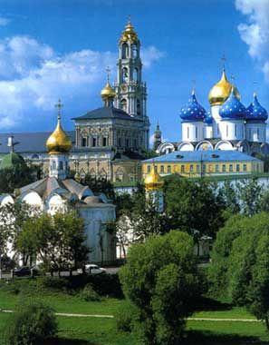Сергиев Посад является городом областного подчинения, административным центром Сергиево-Посадского района Московской...