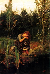 Аленушка, 1881 г.