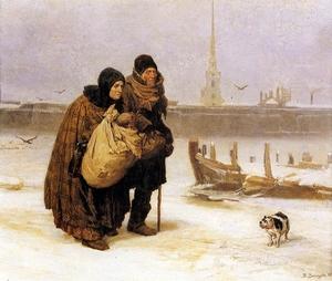 с квартиры на квартиру, 1876 г.