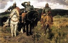 Богатыри, 1898 г.