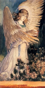 Эскиз Ангела. Владимирской собор