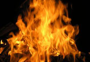 Я горю в огне любви